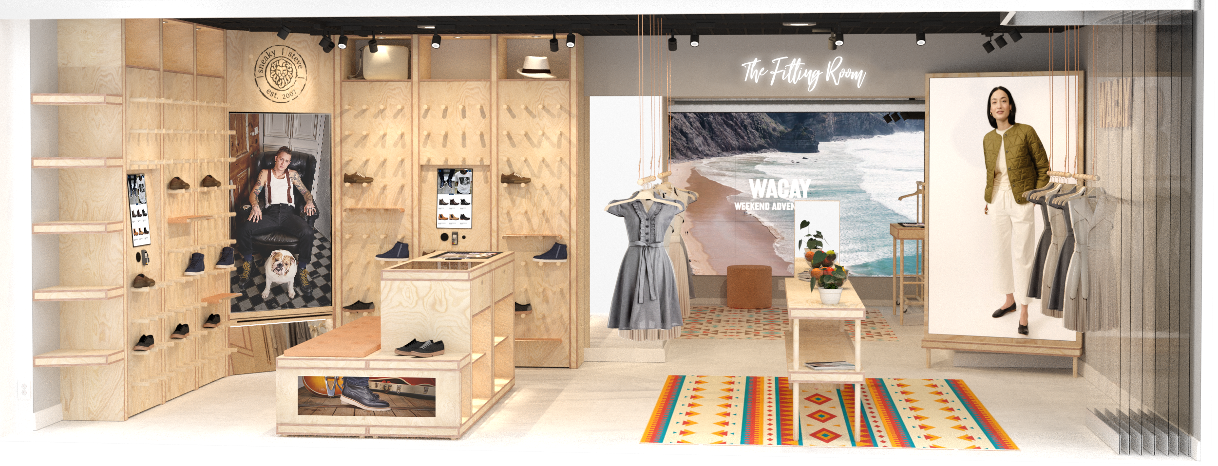 The Fitting Room Store_overview